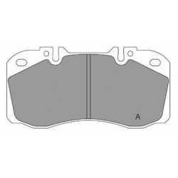 GBS 11.113 DEUTZ - M 2010 BRAKE PAD