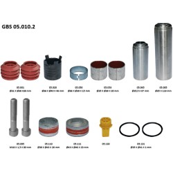 GBS 05.010.2 GUIDE & SEAL KIT