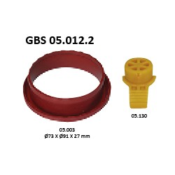 GBS 05.012.2 MEKANİZMA KEÇE TAKIMI