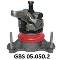 GBS 05.050.2 ADJUSTING MECHANISM AND TURBINE GROUP