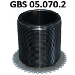 GBS 05.070.2 KALİPER AYAR DİŞLİSİ