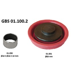 GBS 01.100.2 TAPPETS KIT