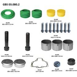 GBS 03.080.2 BOLT & SEAL KIT
