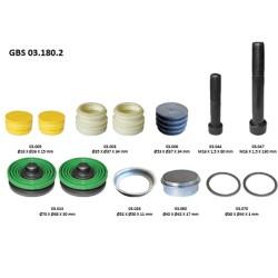 GBS 03.180.2 TAPPET & SEAL KIT