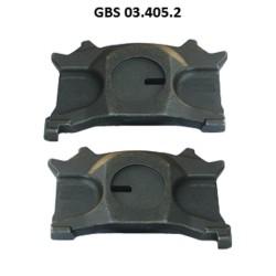 GBS 03.405.2 PRESSURE PLATE KIT