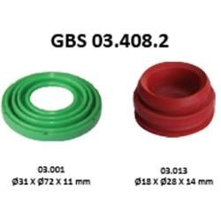GBS 03.408.2 SEALS KIT