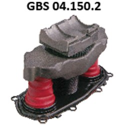 GBS 04.150.2 ADJUSTING MECHANISM AND TURBINE GROUP
