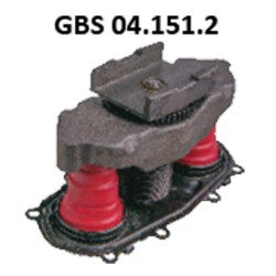GBS 04.151.2 ADJUSTING MECHANISM AND TURBINE GROUP