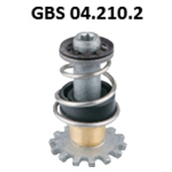 GBS 04.210.2 CALIPER SETTING MECHANISM